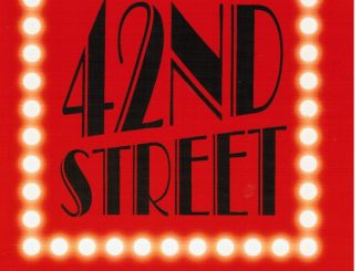 42nd Street Prog Cover