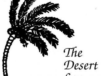 desert song prog